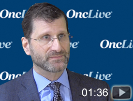 Dr. Morris Discusses Biomarkers in Prostate Cancer
