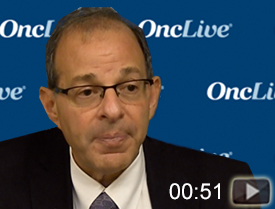 Dr. Sznol Discusses Immunotherapy in Non-Clear Cell Renal Cancer