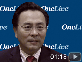 Dr. Wang Discusses New Agents in the Field of MCL