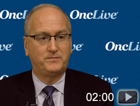Dr. Nanus on Managing Side Effects from Immunotherapy in RCC