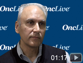 Dr. Shah Discusses Frontline Considerations for the Treatment of CML