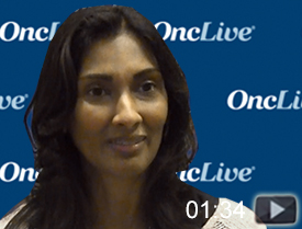 Dr. Sharma Discusses Immunotherapy in Prostate Cancer