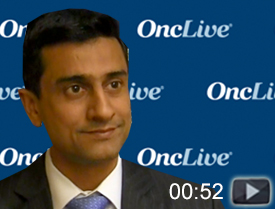 Dr. Pant Discusses the Current Treatment Landscape of CRC