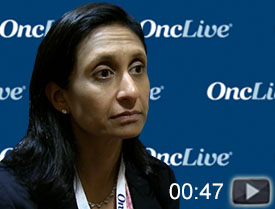Dr. Patel Discusses Checkpoint Blockade in NSCLC