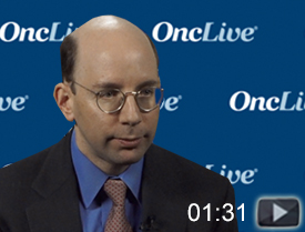 Dr. Perl on Remaining Challenges with CAR T-Cell Therapy