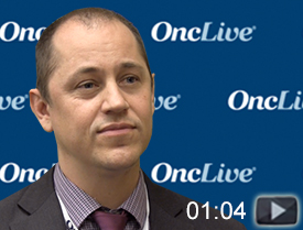 Dr. Pietras Discusses Pain Management in Ovarian Cancer