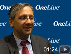 Dr. Pishvaian Discusses Progress in Pancreatic Cancer