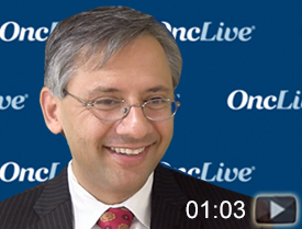 Dr. Pishvaian Discusses Atezolizumab Plus Bevacizumab in HCC