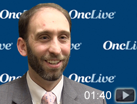 Dr. Portnoy on the Importance of Driver Mutations in the Treatment of NSCLC