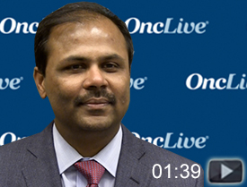 Dr. Ramalingam on Avelumab Plus Lorlatinib in NSCLC