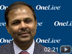 Dr. Ramalingam on Plasma EGFR Mutations as a Predictor of Response in NSCLC
