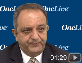 Dr. Ravandi on Targeting CD33 in Relapsed/Refractory AML