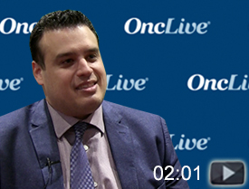 Dr. Richter on Study of Symptom Management in Multiple Myeloma