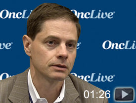 Dr. Rini on the Tolerability of Atezolizumab Plus Bevacizumab in RCC