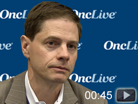 Dr. Rini Discusses Atezolizumab Plus Bevacizumab in RCC
