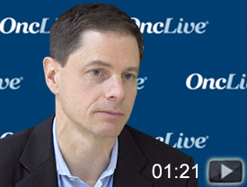 Dr. Rini on Molecular Characteristics of the IMmotion151 Study in RCC