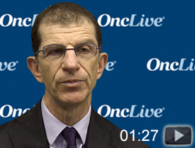 Dr. Rischin Discusses Cemiplimab in Cutaneous Squamous Cell Carcinoma
