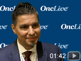Dr. Ramirez Discusses Treating Patients With NETs of the Lung