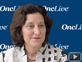 Dr. Rugo Discusses the Equivalency of Trastuzumab Biosimilars