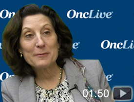 Dr. Rugo Discusses Immunotherapy in TNBC