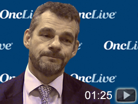 Dr. Rule Addresses Questions on the Watch-and-Wait Approach in MCL