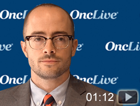 Dr. Jacobs Discusses the Frontline Treatment of CLL