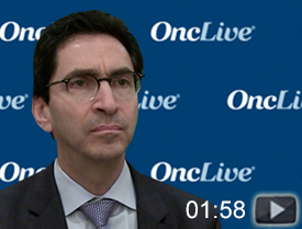 Dr. Saltz Discusses Chemotherapy in Metastatic CRC