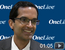 Dr. Sampath on Safety of Immunotherapy Plus Radiation in Lung Cancer