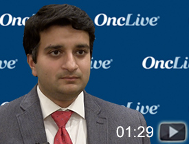 Dr. Patel Discusses Impact of Immunotherapy on NSCLC
