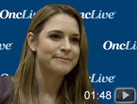 Dr. Scherber on the Treatment of Myelofibrosis
