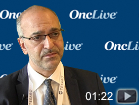 Dr. Sehouli on Considering Secondary Cytoreductive Surgery in Ovarian Cancer