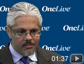 Dr. Shah Discusses P53-Mutated Mantle Cell Lymphoma