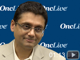 Dr. Shah Discusses the BRIGHTER Study in Gastric Cancer