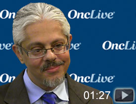 Dr. Shah Discusses Autologous Transplant in MCL