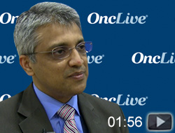 Dr. Kumar Discusses Study of Ixazomib in Multiple Myeloma