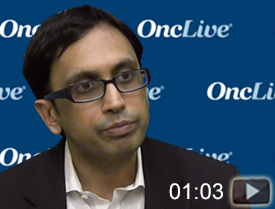 Dr. Singal on the Potential for Immunotherapy in HCC
