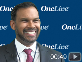 Dr. Singh Discusses the Future of Immunotherapy in GIST