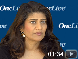 Dr. Smith Discusses Double-Hit and Triple-Hit Lymphoma