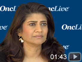 Dr. Smith Discusses the Diagnosis of Double-Hit Lymphoma