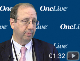 Dr. Stone on Monitoring Patients With AML