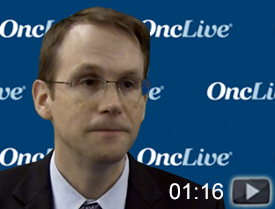 Dr. Strickler on the Importance of Molecular Markers in mCRC