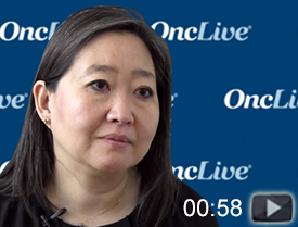 Dr. Chi on Tazemetostat in Pediatric Patients With INI1-Negative Tumors