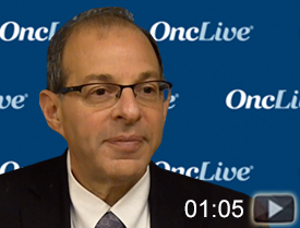 Dr. Sznol Discusses Immunotherapy Combinations in RCC
