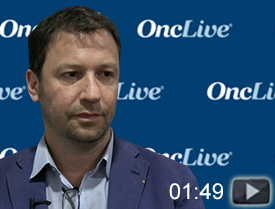 Dr. Taieb Discusses Sidedness in Metastatic Colon Cancer