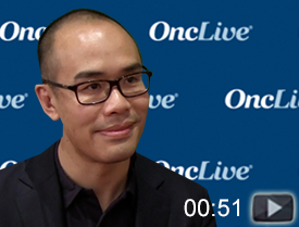 Dr. Tam Discusses the Side Effect Profile of Duvelisib in CLL