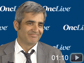 Dr. Andre Discusses the Future of Immunotherapy in mCRC