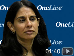 Dr. Tolaney Discusses Neratinib in HER2+ Breast Cancer