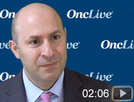 Dr. Choueiri on Frontline Trials of Immunotherapy in RCC
