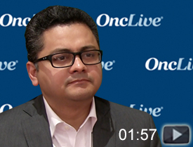Dr. Usmani Discusses Molecular Profiling in Myeloma