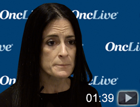 Dr. Valdes-Albini Discusses Trials in HER2+ Breast Cancer